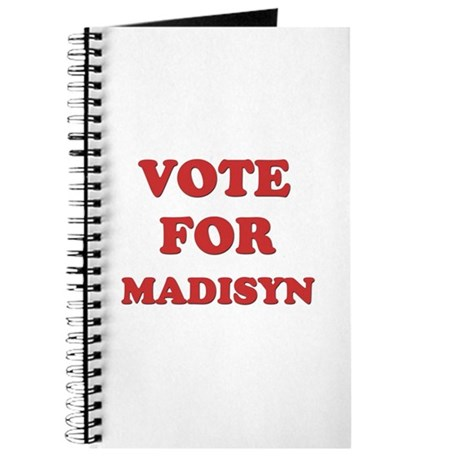 Vote for MADISYN Journal