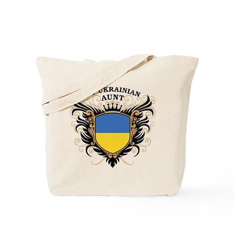 Number One Ukrainian Aunt Tote Bag