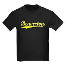 Vintage Beaverton (Gold) T