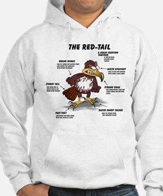 The Red-tail Hoodie