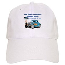 Hot Rodz Kustomz Baseball Cap