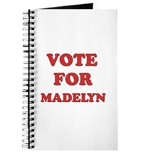 Vote for MADELYN Journal