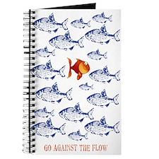 Go Against The Flow Journal