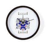 McCallum Family Crest Wall Clock