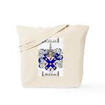 McCallum Family Crest Tote Bag