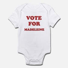 Vote for MADELEINE Infant Bodysuit