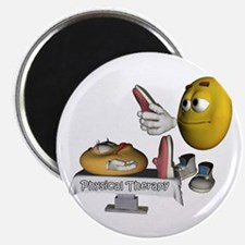 Smiley Physical Therapy Magnet