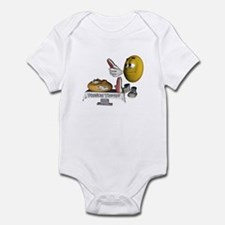 Smiley Physical Therapy Infant Bodysuit