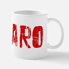Lazaro Faded (Red) Mug