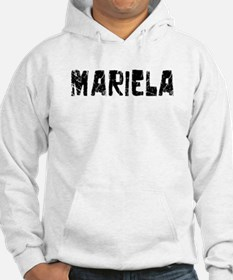 Mariela Faded (Black) Hoodie Sweatshirt