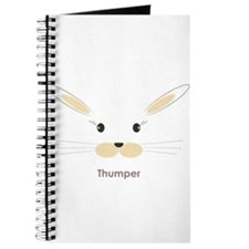 personalized bunny gifts Journal