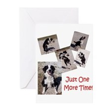 One More Time Greeting Cards (Pk of 10)