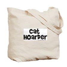 Cat Hoarder Tote Bag