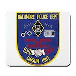 Baltimore Jail Mousepad