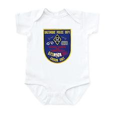 Baltimore Jail Infant Bodysuit