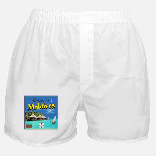 Maldives Boxer Shorts