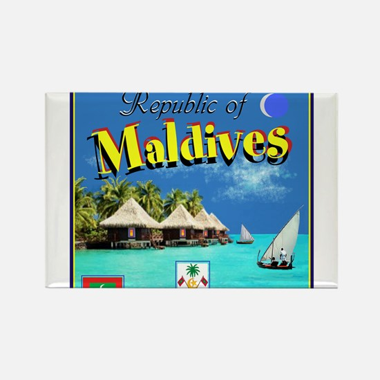 Maldives Magnets