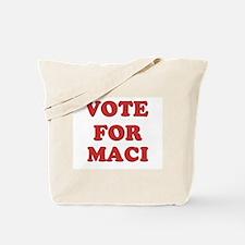 Vote for MACI Tote Bag