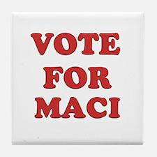 Vote for MACI Tile Coaster