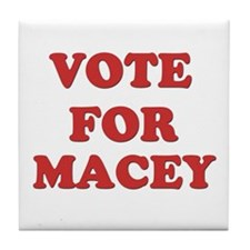 Vote for MACEY Tile Coaster