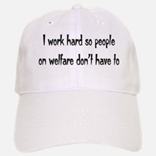welfare Baseball Baseball Cap