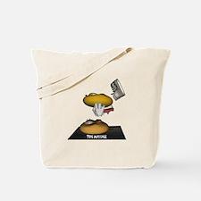 Smiley Thai Massage Tote Bag