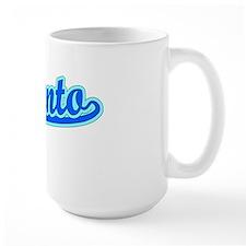 Retro Adelanto (Blue) Mug