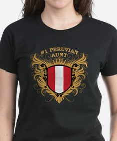 Number One Peruvian Aunt Tee