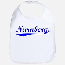 Vintage Nurnberg (Blue) Bib
