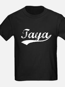 Vintage Taya (Silver) T