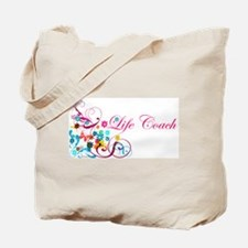 Feminine Life Coach Tote Bag