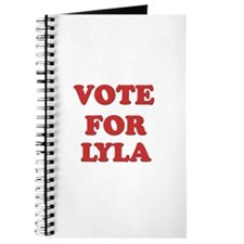 Vote for LYLA Journal