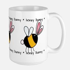 Honey Bunny Large Mug