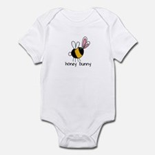 Honey Bunny Infant Bodysuit
