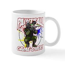 Paint Ball Game Over Mug