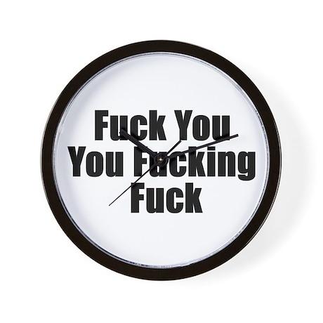 fuck clock