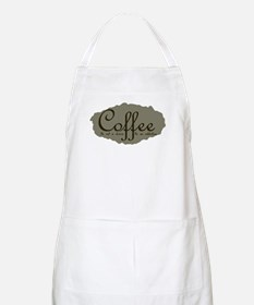 Coffee Its Not a Choice BBQ Apron