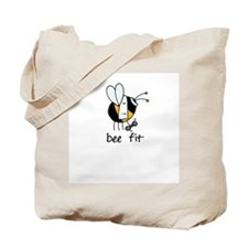Bee Fit Tote Bag