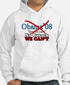 No We Can't Hoodie