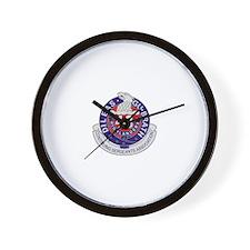 48th Highlanders CSA Wall Clock