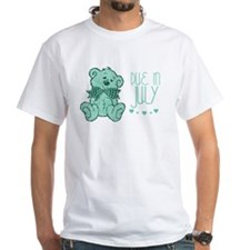 Green Marble Teddy Due In July Shirt