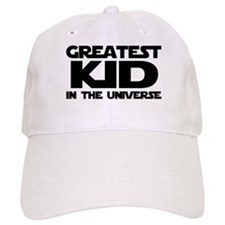 Greatest Kid Baseball Cap