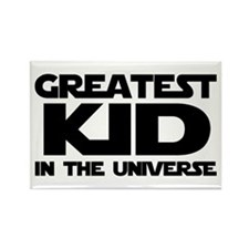 Greatest Kid Rectangle Magnet