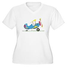 Toy Biplane T-Shirt
