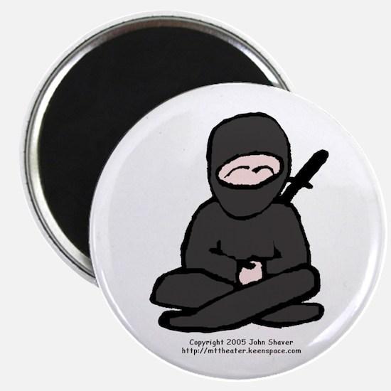 Little Ninja Magnet