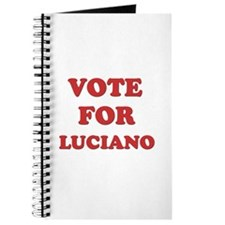 Vote for LUCIANO Journal