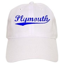 Vintage Plymouth (Blue) Hat