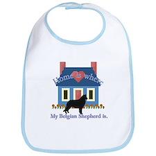 Belgian Shepherd Home Is Bib