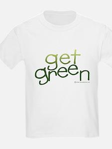 Get Green T-Shirt
