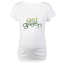 Get Green Shirt